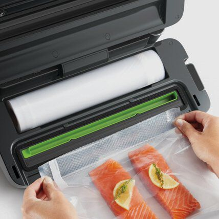 vacuum sealing and food preservation system